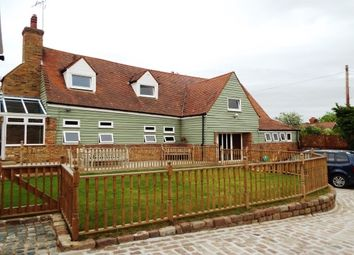 Thumbnail 4 bedroom barn conversion to rent in Bragbury Lane, Stevenage