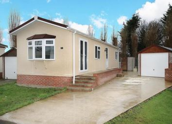 Thumbnail 2 bed bungalow for sale in Lambeth House Residential Mobile Ho, Lambeth Road, Doncaster