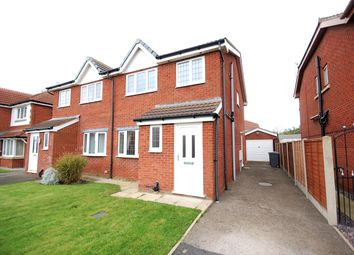 Thumbnail 3 bedroom semi-detached house for sale in Marshdale Road, Blackpool, Lancashire