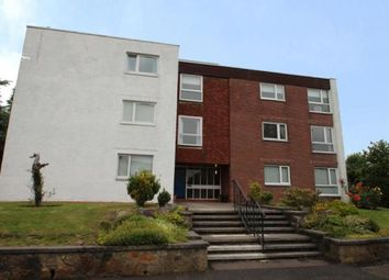 Thumbnail 2 bed flat for sale in Mansionhouse Road, Paisley, Renfrewshire