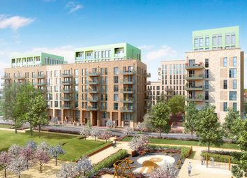 Thumbnail 3 bedroom flat for sale in Plot 182, West Park Gate, Acton Gardens, Bollo Lane, Acton, London