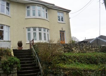 Thumbnail 5 bed semi-detached house to rent in Highland Park, Penryn, Cornwall