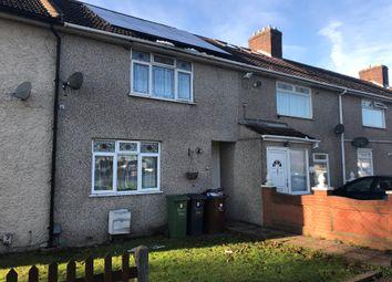 Thumbnail 2 bedroom terraced house for sale in Pondfield Road, Dagenham