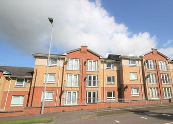 Thumbnail 2 bed flat for sale in Whinny Burn Court, Motherwell