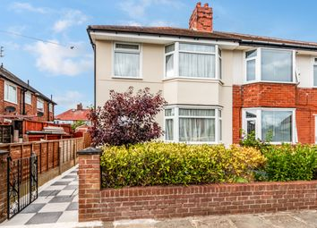 Quebec Avenue, Blackpool FY2. 3 bed semi-detached house