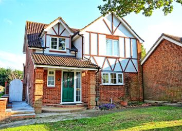 Thumbnail 4 bed detached house for sale in Brooklands Park, Laindon, Essex
