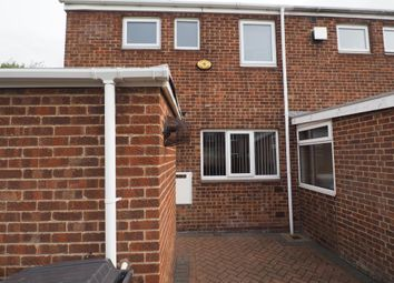 Thumbnail 3 bed end terrace house to rent in Grasby Road, Hull
