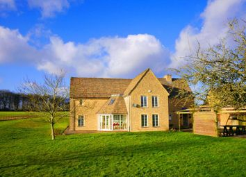 Thumbnail 5 bed detached house to rent in Edgeworth, Stroud