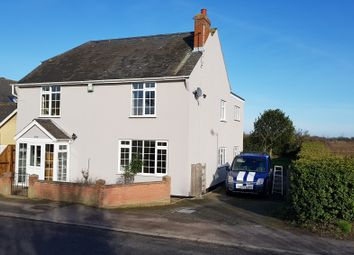 Thumbnail 4 bed detached house for sale in High Road, Trimley St. Martin, Felixstowe