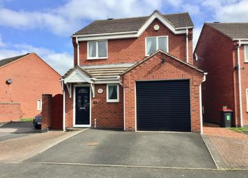 Thumbnail 3 bed detached house for sale in Lodge Coppice, Donnington, Telford