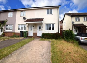 Thumbnail 2 bedroom end terrace house for sale in Oakridge, Thornhill, Cardiff.