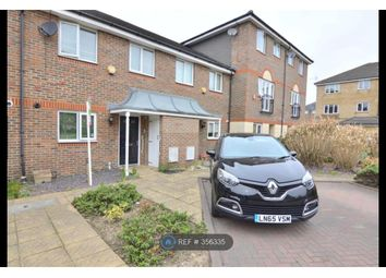 Thumbnail 3 bed terraced house to rent in Quarles Park Road, Chadwell Heath / Goodmayes