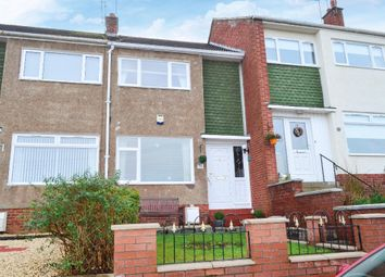 Thumbnail 2 bed terraced house for sale in Craig Road, Cathcart, Glasgow