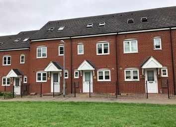 Thumbnail 3 bed terraced house to rent in Frank Large Walk, Northampton
