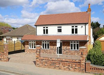 Thumbnail 4 bedroom detached house for sale in Oak Hill Road, Stapleford Abbotts, Essex