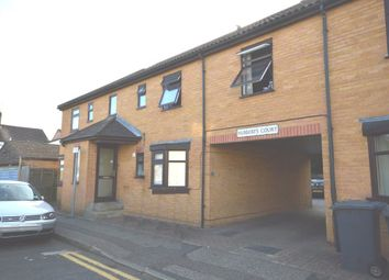 Thumbnail 1 bed flat to rent in Hubberts Court, Cavendish Street, Peterborough
