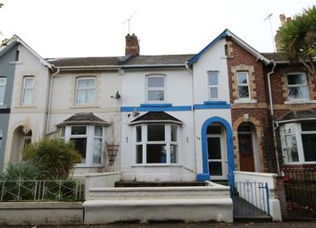Thumbnail 3 bedroom terraced house to rent in Sanford Road, Chelston, Torquay