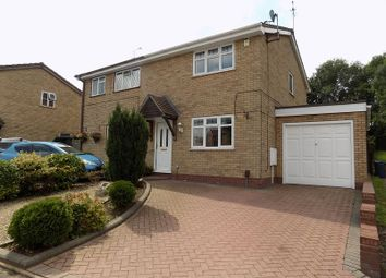 Thumbnail 3 bed semi-detached house to rent in Liberty Park, Stafford
