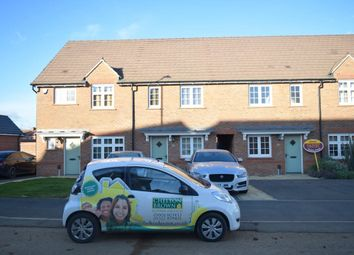 Thumbnail 2 bed property to rent in Moorbridge Road, Moulton, Northampton