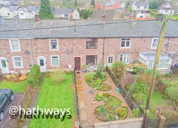 Thumbnail 2 bed terraced house for sale in Wesley Street, Old Cwmbran, Cwmbran
