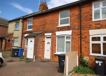 Thumbnail 2 bedroom terraced house to rent in Railway View, Kettering