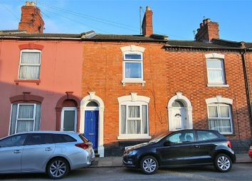 Thumbnail 3 bed terraced house for sale in Shakespeare Road, The Mounts, Northampton
