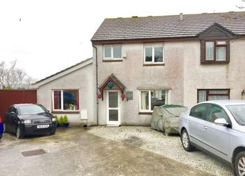 Thumbnail 3 bedroom semi-detached house for sale in Penryn, Cornwall