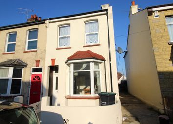 Thumbnail 3 bedroom end terrace house to rent in Napier Road, Northfleet, Gravesend, Kent