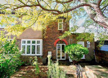 South Park Crescent, London SE6. 4 bed end terrace house for sale