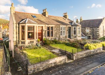 Thumbnail 4 bed semi-detached house for sale in Wynfield, 3 Connor Street, Peebles