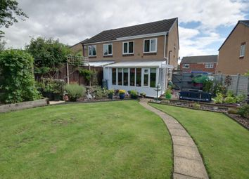 Thumbnail 2 bed semi-detached house for sale in Manor House Close, Birmingham