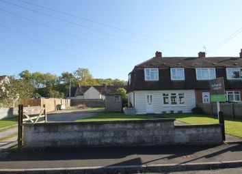 Thumbnail 3 bed end terrace house for sale in Holmlea, Wookey, Wells