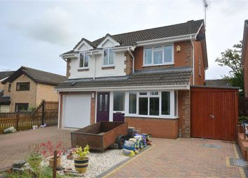 Thumbnail 4 bed detached house for sale in Curtis Hayward Drive, Quedgeley, Gloucester
