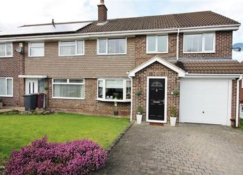 Thumbnail 4 bed semi-detached house for sale in Rowan Tree Road, Killamarsh