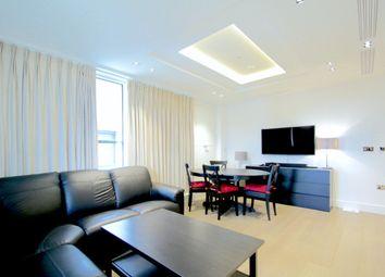 Thumbnail 2 bed flat to rent in Radnor Terrace, Bridgeman House, Kensington, London