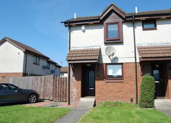 Thumbnail 1 bed end terrace house to rent in Frood Street, Motherwell