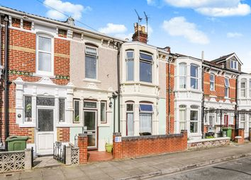 Thumbnail 5 bedroom terraced house for sale in Liss Road, Southsea