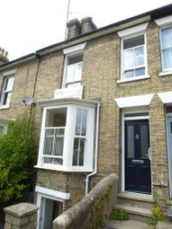 Thumbnail 3 bed terraced house to rent in Blomfield Street, Bury St. Edmunds