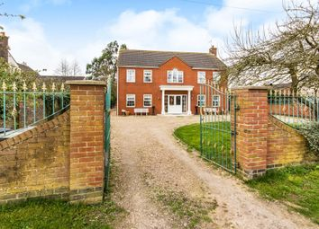 Thumbnail 4 bed detached house for sale in Wainfleet Road, Burgh Le Marsh, Skegness