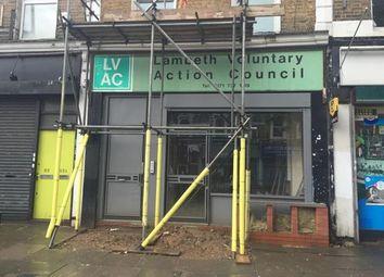 Thumbnail Retail premises for sale in Acre Lane, Brixton