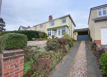 Vicarage Road, Wollaston DY8. 3 bed semi-detached house for sale