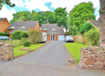 Thumbnail 4 bed detached house for sale in Fowke Street, Rothley, Leicestershire