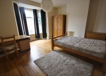 Thumbnail 4 bed terraced house to rent in Eastleigh Road, West End, Leicester