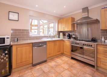 Thumbnail 5 bed semi-detached house for sale in Broadsole Lane, West Hougham