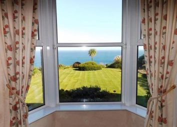 Thumbnail 1 bed flat for sale in Headland Road, St. Ives, Cornwall