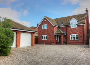 Thumbnail 4 bed detached house for sale in Chapel Road, Beighton