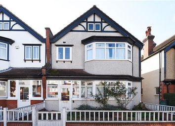 Thumbnail 4 bed semi-detached house for sale in Heathdene Road, London