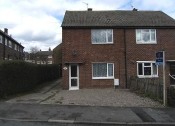 Thumbnail 2 bed semi-detached house to rent in Kettlethorpe Road, Wakefield