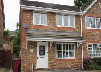 Thumbnail 3 bedroom semi-detached house to rent in Orchid Rise, Scunthorpe