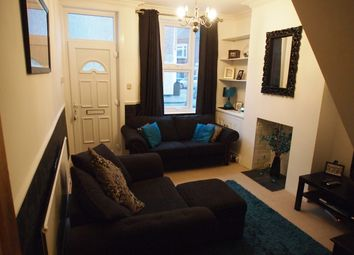 Thumbnail 2 bedroom terraced house for sale in Bonchurch Street, Leicester